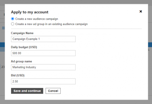 Here's how to use the new Microsoft Ads Audience Network Planner