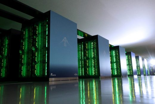 ARM chips are inside the world's most powerful supercomputer