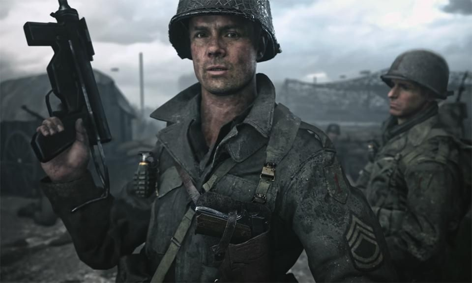 'Call of Duty: WWII' is the next free PS Plus game, and it arrives tomorrow | DeviceDaily.com