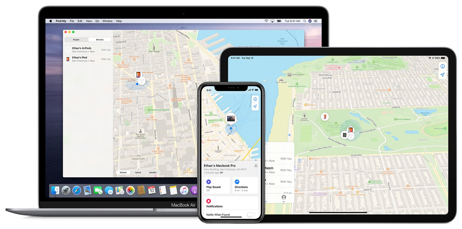 Find My tracking in iOS 14 will locate third-party devices | DeviceDaily.com