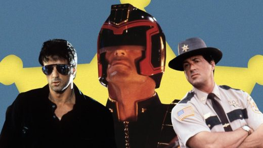 How Sylvester Stallone cop movies explain changing attitudes about the police