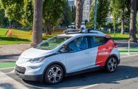 IIHS study finds self-driving cars may only avoid a third of crashes