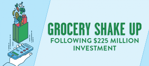 Instacart Advertising Business Benefits, In Part, From $225 Million Funding Round