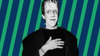 People are finding comfort in the words of Herman Munster. Yes, that Herman Munster