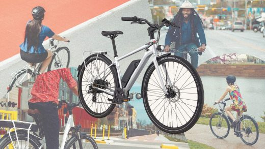 This $1,500 electric bike ships right to your door