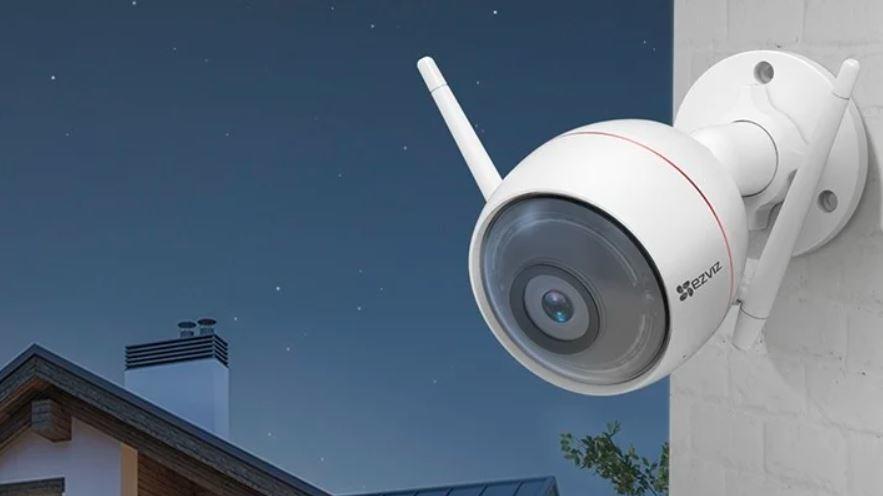 EZVIZ C3X AI-Powered Security Camera | DeviceDaily.com