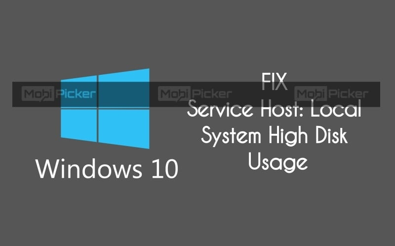 FIX: Service Host: Local System (Network Restricted) High Disk Usage in Windows 10 | DeviceDaily.com