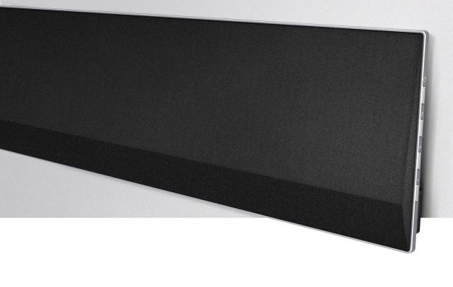 LG's $1,300 sound bar is made to match the new GX series OLEDs | DeviceDaily.com