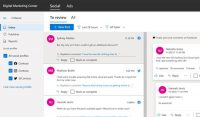 Microsoft launches a free Search and Social campaign management platform for SMBs
