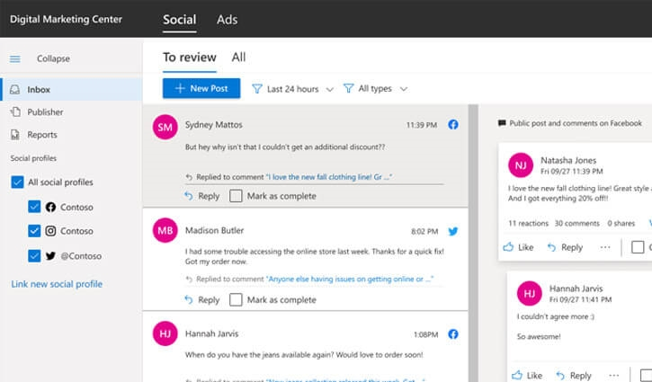 Microsoft launches a free Search and Social campaign management platform for SMBs | DeviceDaily.com