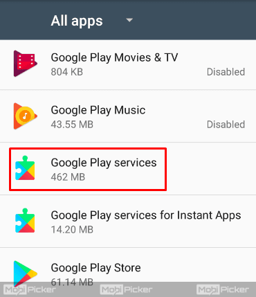 [Fix] Unfortunately the Process com.google.process.gapps has Stopped on Android | DeviceDaily.com