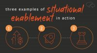 3 Examples of Situational Enablement in Action