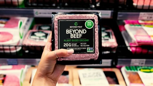 Beyond Meat partners with Alibaba to sell through grocery stores in China