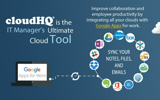 CloudHQ Debuts Tool To Help SMBs Build Email Marketing Lists In Gmail