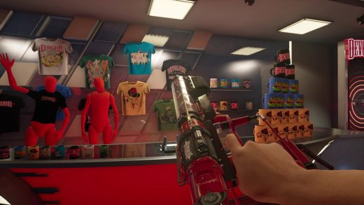 Devolver made a free game about a canceled game convention