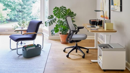 How to rethink your home office: 4 tips from a renowned furniture designer