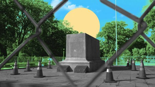 Racist monuments are coming down all over the U.S. What should replace them?