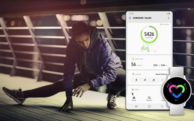 Samsung cuts weight and calorie intake tracking from its Health app | DeviceDaily.com