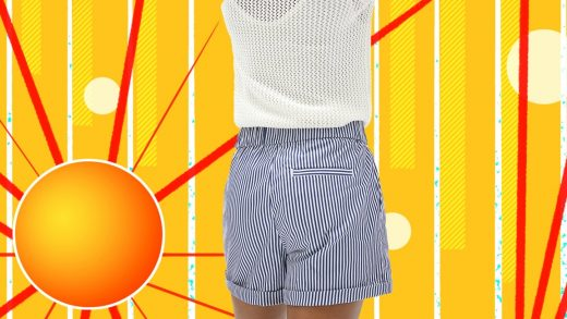 These grown-up shorts will keep you comfortable and cool without looking like you're at summer camp
