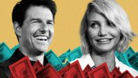Tom Cruise only has to say 6 words in a movie to make the U.S. annual median wage
