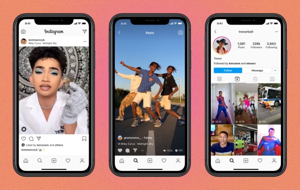 Everything we know about Reels, Instagram's new TikTok clone | DeviceDaily.com