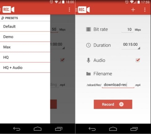 How to Easily Record Screen of Android Smartphone | DeviceDaily.com