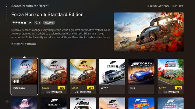 Microsoft redesigned the Xbox store ahead of Series X debut | DeviceDaily.com