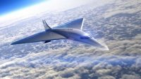 Virgin Galactic reveals its Mach 3 aircraft design