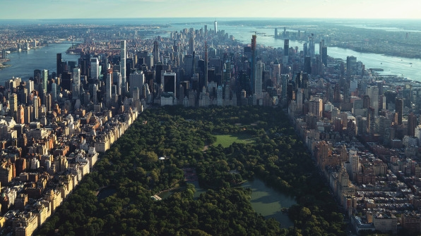 What if Central Park were home to a massive urban farm? | DeviceDaily.com