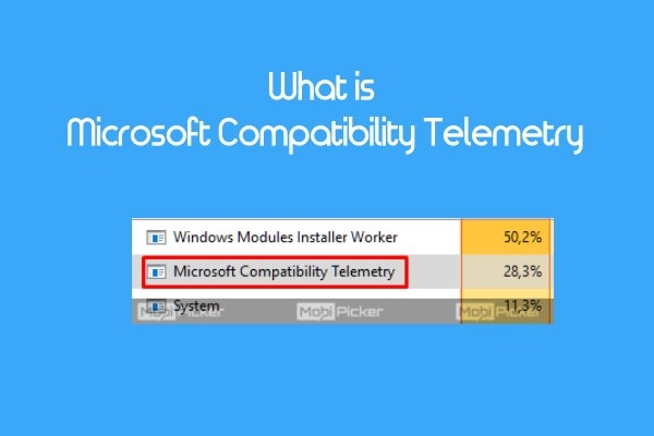 What is Microsoft Compatibility Telemetry (CompatTelRunner.exe) in Windows 10? | DeviceDaily.com
