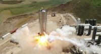 After Starship test fire Elon Musk expects 150m hop 'soon'