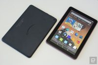 Amazon's HD Fire tablets are back at all-time lows