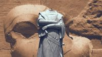 Angry about protesters defacing statues? It's actually a tradition going back thousands of years