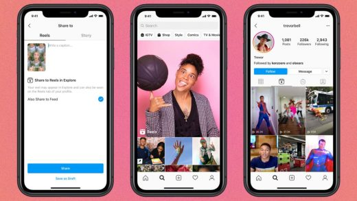 Everything we know about Reels, Instagram's new TikTok clone