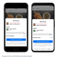 Facebook launches free 'paid online events' for SMBs and others