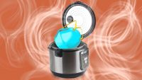 How to decontaminate an N95 mask in an Instant Pot