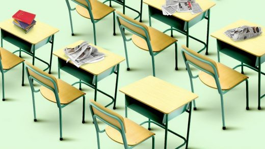 Inside the quest to reopen schools—by moving classes outside