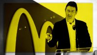 McDonald's to former CEO Steve Easterbrook: You lied, and we want our severance package back