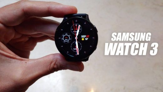 Samsung Galaxy Watch 3 leaks again in detailed hands-on video