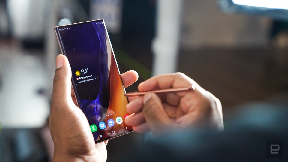 Samsung's 120Hz mobile displays use variable refresh rates to save power | DeviceDaily.com