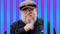 Twitter comes for George R. R. Martin on the day he swore his new book would be done