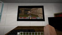 You can play 'Doom' inside 'Minecraft' using a virtual PC