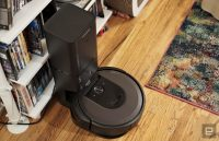 iRobot's high-end Roomba i7+ vacuum is back down to its lowest price