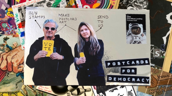 Devo's Mark Mothersbaugh survived COVID-19. Now he wants to save the USPS | DeviceDaily.com