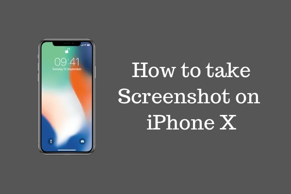 How to Take a Screenshot on iPhone X | DeviceDaily.com