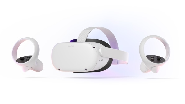 Oculus's new headset is the first real VR rival for Xbox and PlayStation | DeviceDaily.com