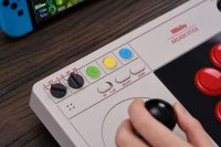 8BitDo is making a customizable arcade stick for Switch and PC players
