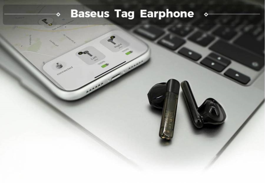 Baseus Tag Trackable HiFi TWS Earbuds: Consumer Electronic Brand Delivers New Product | DeviceDaily.com
