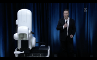 Elon Musk unveils V2 of the Neuralink brain-machine interface surgery bot