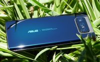 ASUS kept the flippable camera for the flagship ZenFone 7 Pro